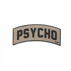 Psycho Velcro patch -