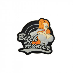 Bitchhunter Velcro patch -