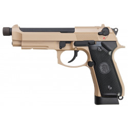 KJ WORKS M9 GBB CO2 version - TAN