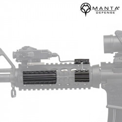 Manta defense Momentary Switch Kit - BK -