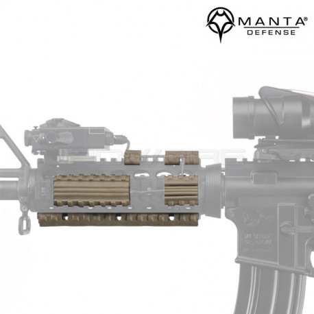 Manta defense M4 Kit - DE -