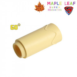 Maple Leaf joint hop up Super Macaron 60 degrés -