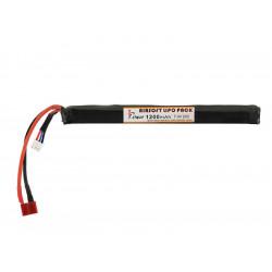 IPOWER batterie LIPO 7.4V 1200Mah 20C stick pour AK - DEAN