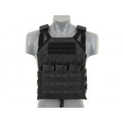 8FIELDS Plate Carrier jump V2 taille large - Black -
