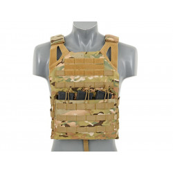 8FIELDS Jump Plate Carrier V2 large size - Multicam -