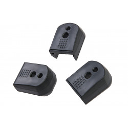 PTS Pistol Shockplate for TM Hi-Capa 5.1 (3pack) - Black -