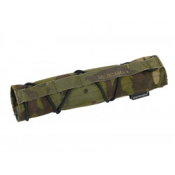 Emerson 22cm Airsoft Suppressor Cover (WOODLAND)