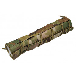 Emerson 22cm Airsoft Suppressor Cover (Multicam tropic)
