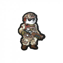 Panda Opérator Velcro patch -
