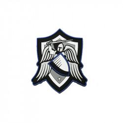 Patch Velcro Archangel SAINT MICHAEL STRIKE SHIELD, Blue