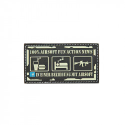 My Airsoft Patch 2.0 Velcro patch