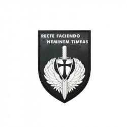 RECTE FACIENDO Velcro patch