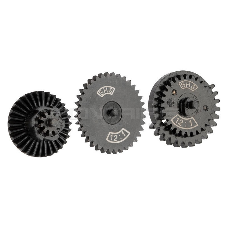 SHS 12:1 extreme high speed ratio gears for V2 & V3 gearbox