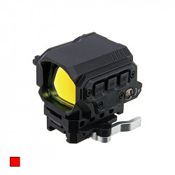 Blackcat R1X Red Dot Sight - Black -