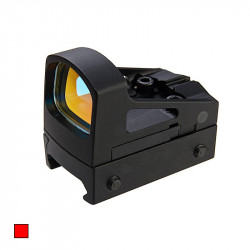 AIM RMS mini Red Dot Point Sight - Black -