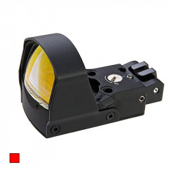 AIM DP Pro Red Dot Point Sight - Black -