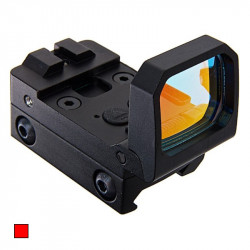 Blackcat foldable Red Dot Sight - Black -