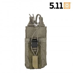 5.11 FLEX RADIO POUCH - Ranger Green -