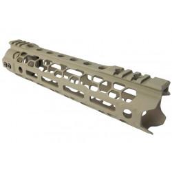 Kublai RIS CNC type ODIN M-LOK 9.5 inch pour AEG - DE