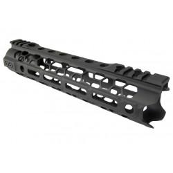 Kublai RIS type ODIN M-LOK 9.5 inch pour AEG M4 - Noir