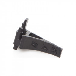ASG CNC short-stroke trigger for Scorpion EVO 3 - A1 - Black -
