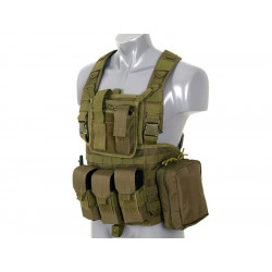 8FIELDS Force Recon Chest Harness - OD -
