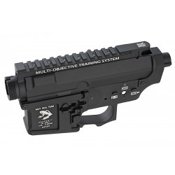 G&P MOTS Taper body for Tokyo Marui M4 & G&P F.R.S. AEG (Black) -
