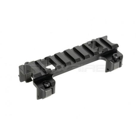 CYMA réhausse picatinny pour MP5 / G3 / SG1 -