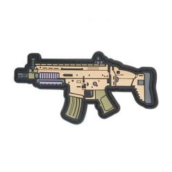 Scar 16 PVC patch -