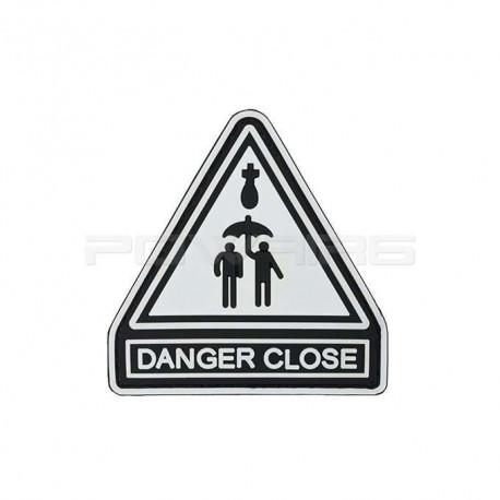 DANGER CLOSE PVC patch -