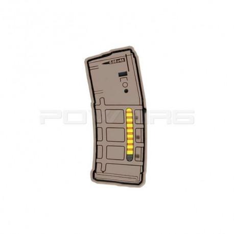 PMag PVC patch-DE -