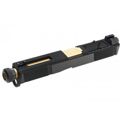 EMG X G&P Kit culasse SAI avec slot RMR pour Glock 17 GBB