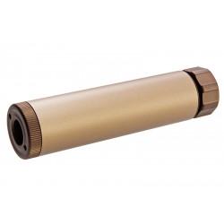 Tokyo Marui Tactical Silencer for TM FNX-45 / HK45 FDE (16mm CW) -