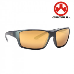 Magpul SUMMIT Matte Gray Frame Gold Mirror -