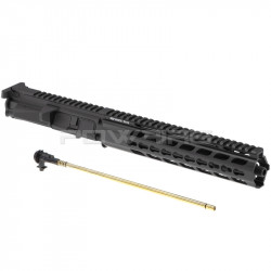 KRYTAC MK2 CRB Keymod Upper Receiver Assembly Black -