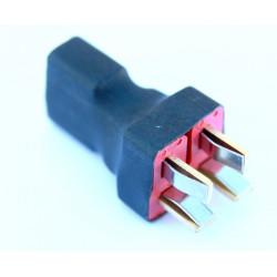 Coupleur compact de batteries T-plug