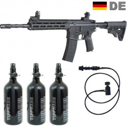 SUPER PACK Tippmann M4 Carbine blowback HPA V2 (Semi Auto) -