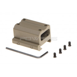 AIM Full Co-Witness Mount for MRO red dot sight DE -