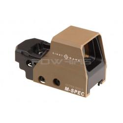 Sightmark Ultra Shot M-Spec FMS with Integrated Sunshade DE