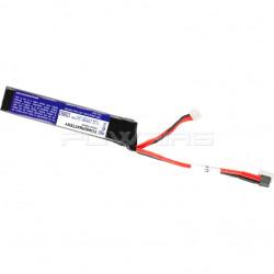 Pirate Arms 11.1v 1100mah 20C lipo battery (mini dean) -