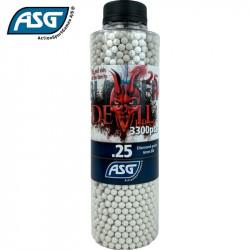 ASG Blaster Devil 0.25gr 3300 Billes -