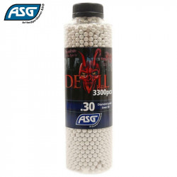 ASG Blaster Devil 0.30gr 3300 Billes -