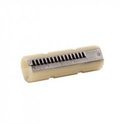 SHS reinforced half 15 steel teeth piston for M4 AEG -
