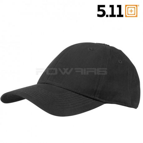 5.11 FAST-TAC™ UNIFORM HAT CAP - Black -