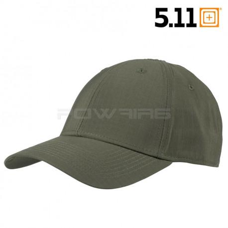 5.11 FAST-TAC™ UNIFORM HAT CAP - TDU green -