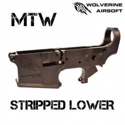WOLVERINE MTW Stripped Lower Receiver -