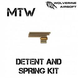 Wolverine kit ressort pour MTW -