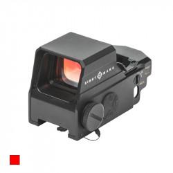 Sightmark Ultra Shot M-Spec FMS red dot avec pare soleil intégré -
