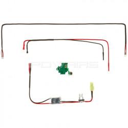 G&G G2H ETU & MOSFET Wire set - 16AWG -