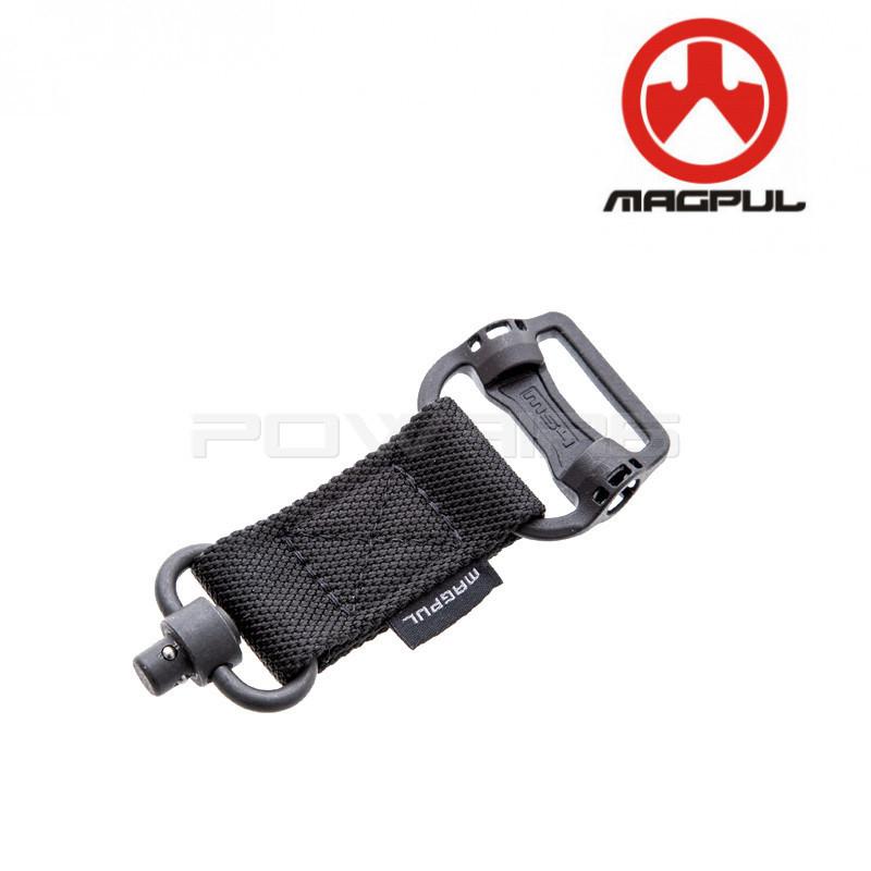 QD Quick Detach Sling Swivels Adapter Attachment Point Heavy Duty Push Button BK